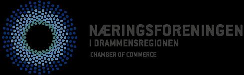 Logo: Næringsforeningen i Drammensregionen.